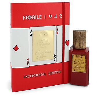 Cafe Chantant Exceptional Edition Extrait De Parfum Spray (Unisex) By Nobile 1942 2.5 oz Extrait De Parfum Spray
