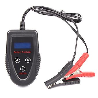 Autóipari digitális autó akkumulátor tesztelő forgattyús rendszer töltés diagnosztikai szerszám gél 12v