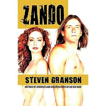 Zando by Steven Granson - 9781440156588 Book