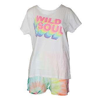 Forever Dreaming Womens/Ladies Wild Side Short Pyjama Set