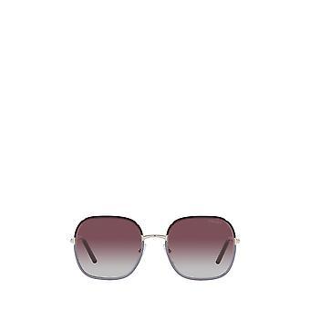 Prada PR 67XS occhiali da sole donna prugna / glicine