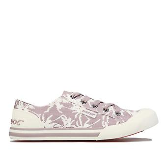 Rocket Dog feminino Jazzin Surfside Pumps em Rosa