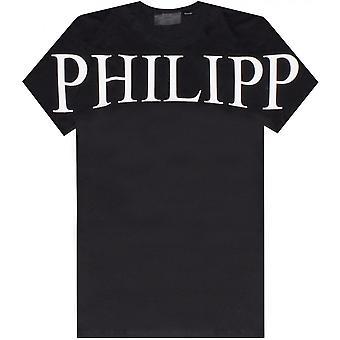 Philipp Plein Logo T-paita