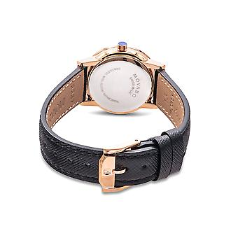 Movado Museum Leather Ladies Horloge 0607206