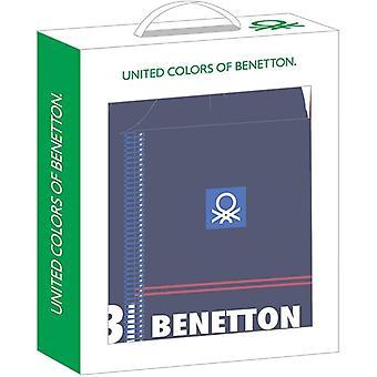 Gift Set Benetton Navy Blue