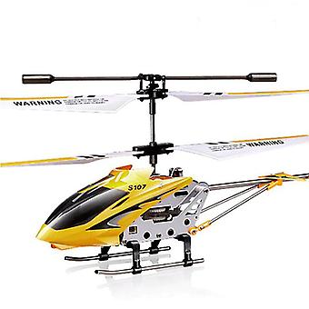 Original Syma S107G three channel remote control helicopter anti collision anti fall |RC Helicopters