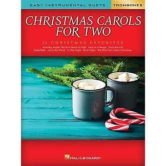 Julsånger för två trombonduetter av Hal Leonard Publishing Corporation