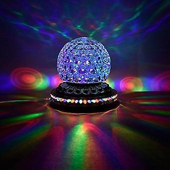 Mini rotation coloré Led Lumière de scène