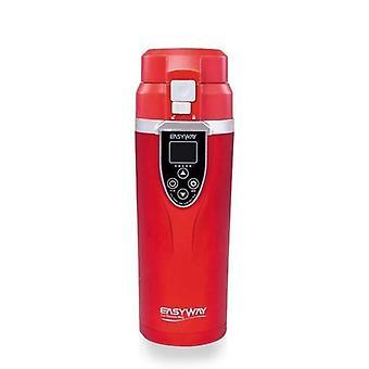 12v/24v 350ml Portable Car Heating Boiling Electric Mug Cup