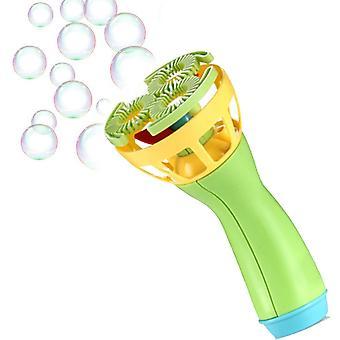 Elektrische Blase Zauberstäbe Maschine Maker, automatische Gebläse, Seifenblasen, langlebig
