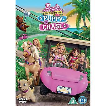 Barbie och hennes systrar i en valpjakt DVD