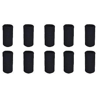 שרוולי אצבע שחורים סד אגודל לתמיכה באצבע dt6589