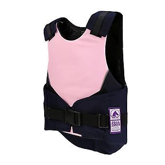 Nouvel équipement de protection du corps flexible Gilet équestre d'équitation enfants