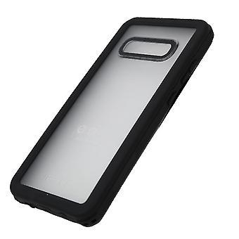 Samsung S10 Shell résistant aux chocs, Noir