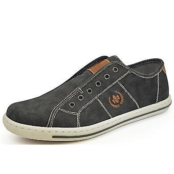 Rieker 19050 1905045 universal ympäri vuoden miesten kengät