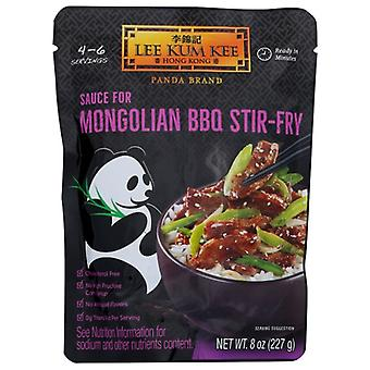Lee Kum Kee Sauce Mngoln Bbq Stirfry, Case of 6 X 8 Oz
