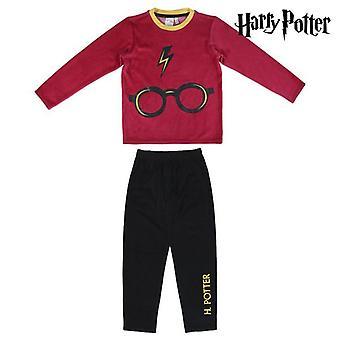 Pyjama pour enfants Harry Potter Noir Bourgogne