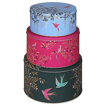 Sara Miller Set of Three Cake Tins