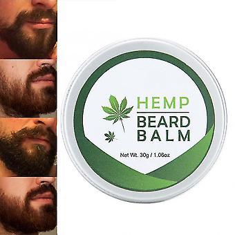 Hydraterende baardbalsem voedende gladde blijvende geurcrème voor mannelijke