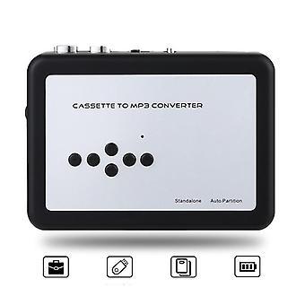 USB кассета музыкальный аудио плеер в Mp3 конвертер кассет кассетный плеер