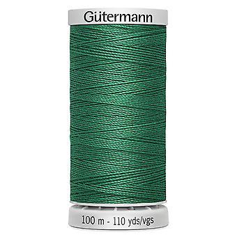 Gutermann Extra Sterk 100% Polyester Draad 100m Hand en Machine Kleurcode - 402