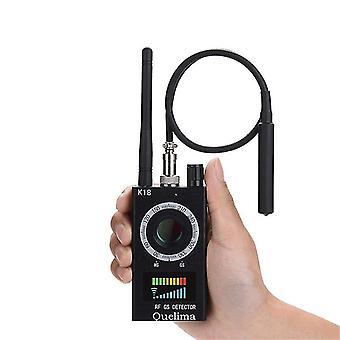 Quelima K18 2G 3G 4G 1MHZ bis 8000MHZ Wireless Auto GPS Signal Jammer Detektor