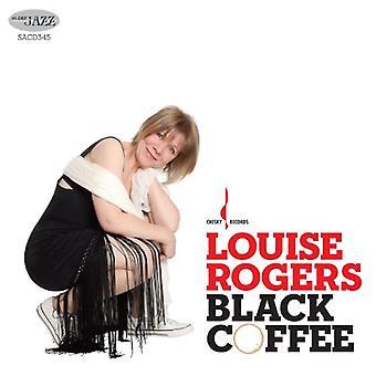 Louise Rogers - svart kaffe [SACD] USA import