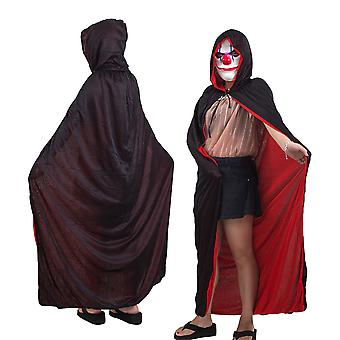 2pcs Halloween Costume Ball Props Bar Indoor Party Stage Performance Cloak Costume