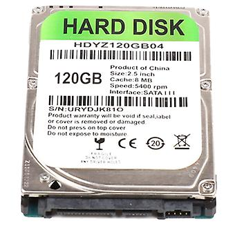 2.5 Inch Sata Iii Pc Hard Drive 80gb Internal Hdd For Household Computer Accessories
