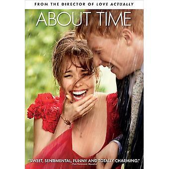 Sobre o tempo [DVD] EUA importar