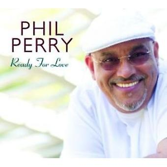 Phil Perry - Ready for Love [CD] USA import