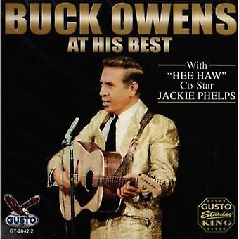 Buck Owens - importación de Estados Unidos en su mejor [CD]