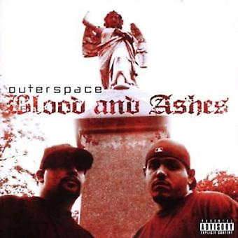 Outerspace - Blood & Ashes [CD] USA import