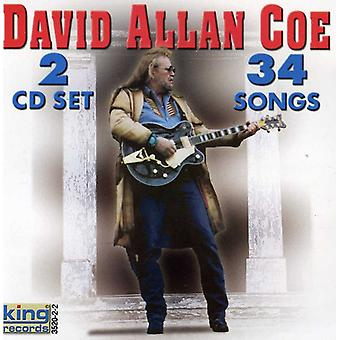 David Allan Coe - importation USA Original Outlaw of Country Music [CD]