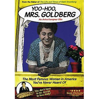 Yoo Hoo Mrs. Goldberg [DVD] USA import