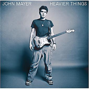 John Mayer - raskaampi asiat [vinyyli] USA tuonti