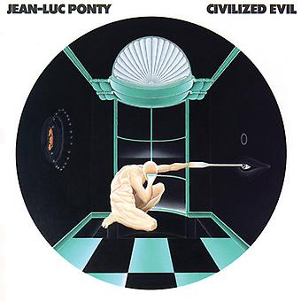 Jean-Luc Ponty - importação EUA mal civilizado [CD]