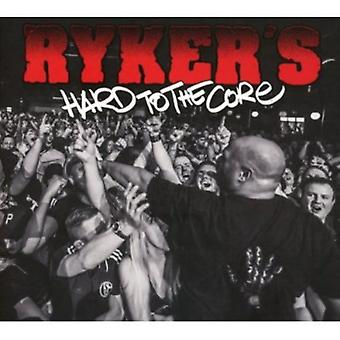 Ryker's - Hard to the Core [CD] USA import