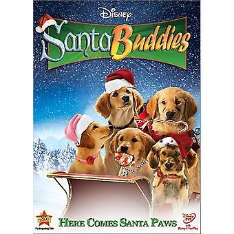 Santa Buddies [DVD] USA import