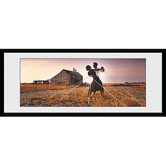 Pink Floyd Dancers Framed Collector Print
