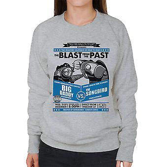 Blast From The Past Bioshock Women's Sweatshirt