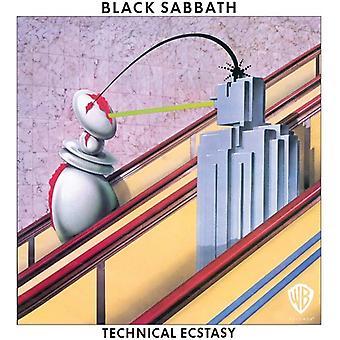 Black Sabbath - importer des techniques USA Ecstasy [CD]