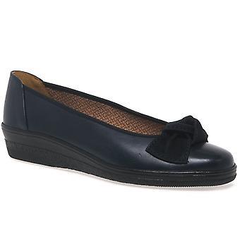 Gabor Lesley Womens Casual chaussures de talon de Ballet Wedge