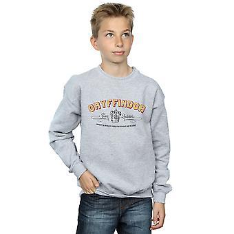 Harry Potter jungen Gryffindor Team Quidditch Sweatshirt