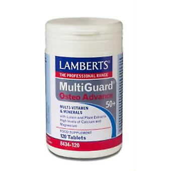 Lamberts MultiGuard OsteoAdvance, 50+, 120 tablets