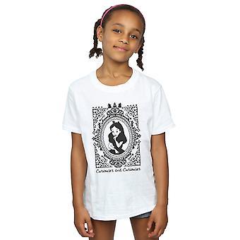 Disney filles Alice au pays des merveilles cadre T-Shirt