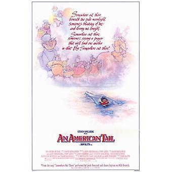 Ein American Tail Movie Poster (11 x 17)