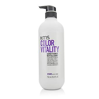Color Vitality Conditioner (color Protection And Conditioning) - 750ml/25.3oz