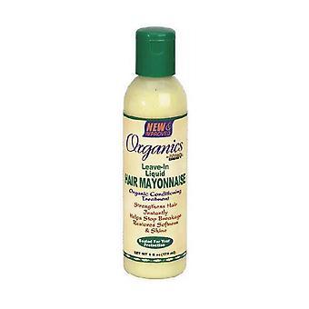 Africa ' s cel mai bun Organics Liquid Hair maioneza 177ml