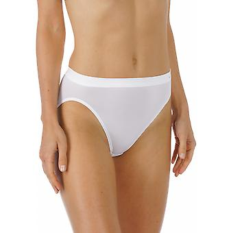 Mey 59201-1 Women's Emotion White Solid Colour Knickers Panty Brief